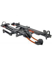 Kuat - NV 2.0 - 2in. - 2-Bike Rack - Gray Metallic