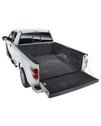 BedRug - BEDRUG 02+DODGE RAM 6.4ft. W/O RAMBOX BED STORAGE Not Available for Ram 3500 built after 2/25/13 with 5th Wheel Package. - BRT02SBK
