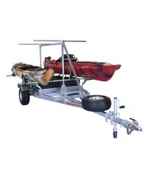 Malone - 2 boat w/storage & 2nd Tier - Saddle Up Pro