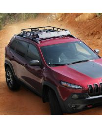 Garvin Wilderness - Sport Series Rack, 2014-2017 Jeep Cherokee - 34018