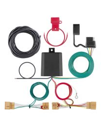 Curt - Custom Wiring Harness (4-Way Flat Output) - 56383