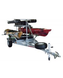 Malone - 2 boat ultimate angler package - Saddle Up Pro
