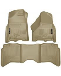 Husky Liners - Front & 2nd Seat Floor Liners - 99003