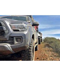 KC Hilites - Gravity LED G4 Toyota Tacoma 12-18 LED Fog Pair Pack System - #500 - 500
