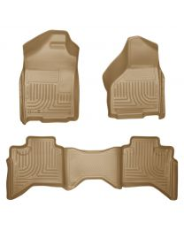 Husky Liners - Front & 2nd Seat Floor Liners - 98033