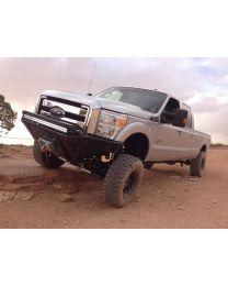 Addictive Desert Designs - Stealth Front Bumper - F062932680103