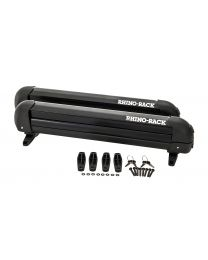Rhino Rack - Ski and Snowboard Carrier - 4 Skis or 2 Snowboards - 574
