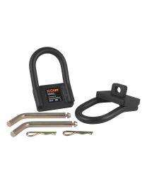 Curt - 5th Wheel Safety Chain Anchors - 16000