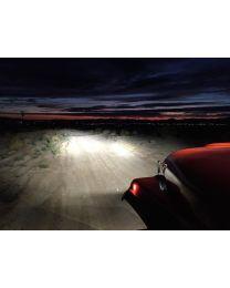 KC Hilites - Gravity LED G46 Driving Single (ea) - #1711 - 1711