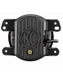 KC Hilites - Gravity LED G4 Fog Light Pair Pack for Jeep 07-09 JK - KC #494 (Fog Beam) - 494