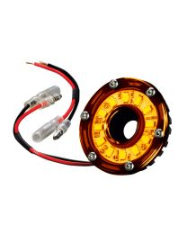 KC Hilites - Cyclone LED Light - KC #1352 (Amber) - 1352