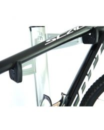Feedback Sports - Velo Column (2-bike storage rack) Silver