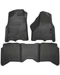 Husky Liners - Front & 2nd Seat Floor Liners - 99001
