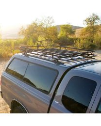 Garvin Wilderness - Track Rack, Off-Road Series, Unlimited H/T, 48in. Wx72in. Lx6in. H - 61326
