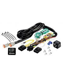 KC Hilites - Wiring Harness with 40 Amp Relay and LED Rocker Switch - KC #6315 - 6315