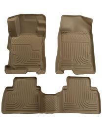 Husky Liners - Front & 2nd Seat Floor Liners - 98303