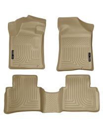 Husky Liners - Front & 2nd Seat Floor Liners - 99643
