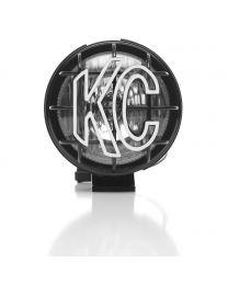 "KC Hilites - 5"" Apollo Pro Halogen - Black - KC #1451 (Spread Beam) - 1451"