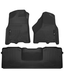 Husky Liners - Front & 2nd Seat Floor Liners - 99041
