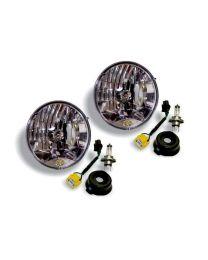 KC Hilites - H4 Headlight Conversion Kit for 07-18 Jeep JK - KC #42302 - 42302