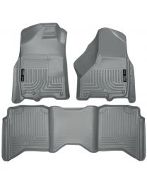 Husky Liners - Front & 2nd Seat Floor Liners - 99002