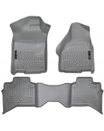 Husky Liners - Front & 2nd Seat Floor Liners - 99012