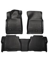 Husky Liners - Front & 2nd Seat Floor Liners (Footwell Coverage) - 99591