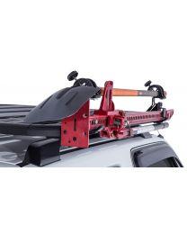 Rhino Rack - Pioneer High Lifting Jack & Shovel Bracket Kit - 43157
