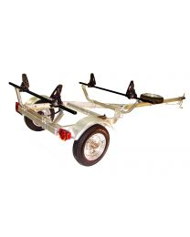 Malone - 1-Trailer, 1-Spare Tire Kit, 1 - Saddle Up Pro