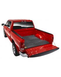 BedRug - BEDMAT FOR SPRAY-IN OR NO BED LINER 99-16 FORD SUPER DUTY 8ft. BED - BMQ99LBS