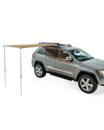 Thule - 4' Awning - Tan Canopy / Gray Cover - Tan - 8002AW401