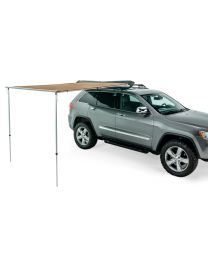 Thule - 6' Awning - Tan Canopy / Gray Cover - Tan - 8002AW601