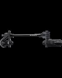 Kuat - Transfer V2 - 1 Bike Add On Rack - Black - T2AOB