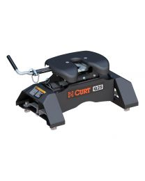 Curt - Q25 5th Wheel Hitch with GM Puck System Legs - 16096
