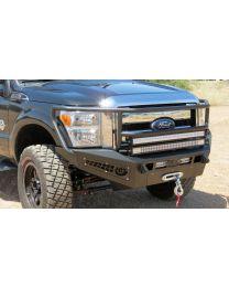 Addictive Desert Designs - HoneyBadger Rancher Front Bumper - F067375010103
