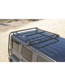 Garvin Wilderness - Adventure Tent Rack, JK 4 Door Hardtop Only - 44099