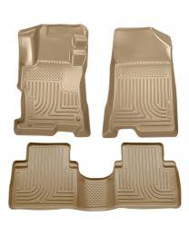 Husky Liners - Front & 2nd Seat Floor Liners - 98403
