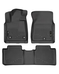 Husky Liners - Front & 2nd Seat Floor Liners (Footwell Coverage) - 99561