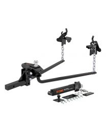 "Curt - Round Bar Weight Distribution Hitch Kit (10K - 14K lbs., 31-5/8"" Bars) - 17222"