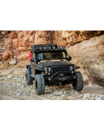 "KC Hilites - KC 07-18 Jeep JK 50"" Overhead Xross Bar Gravity LED Pro-Sport 6-Light Kit - 97056"
