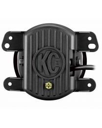 KC Hilites - Gravity LED G4 07-09 Jeep JK Clear LED Fog Single - #1494 - 1494