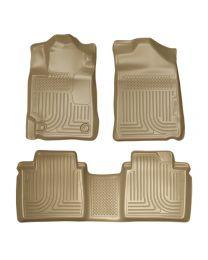 Husky Liners - Front & 2nd Seat Floor Liners - 98513